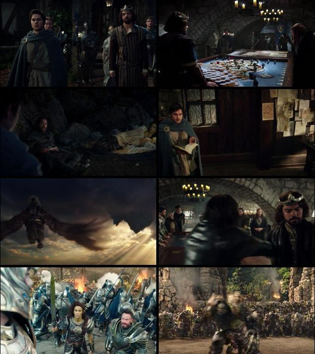 Warcraft The Beginning 2016 Dual Audio ORG Hindi 720p BluRay