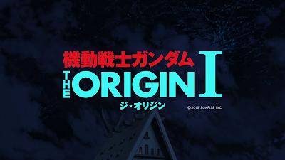 Mobile Suit Gundam Origin 1 - Blue Eyed Casval [IndoSub]