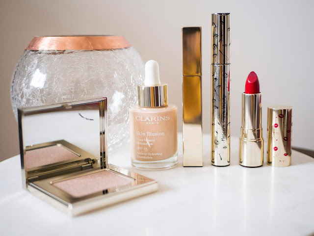 Clarins - Collection make-up Noël