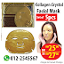 Collagen Crystal Facial Mask - Set of 5pcs - Malaysia