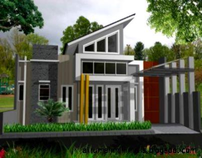foto desain rumah minimalis modern | design rumah minimalis