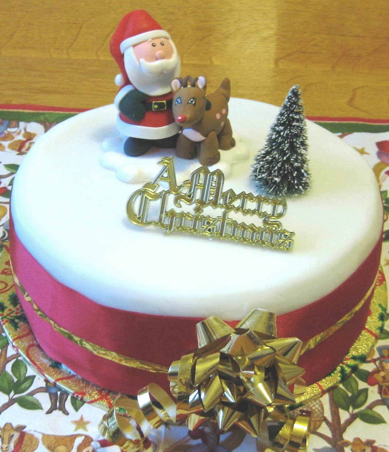 Traditional Christmas Cake Recipe With Treacle