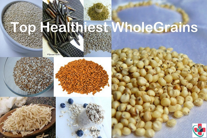 See why whole grain foods are recommended