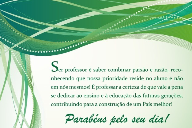 Centro De Ensino Dep. José Ribamar Dominici: DIA DO PROFESSOR