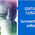 Summertime '16 editorial