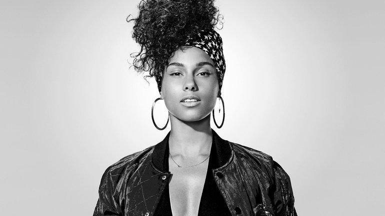 Escucha 'Sweet F'in Love', nuevo tema de Alicia Keys