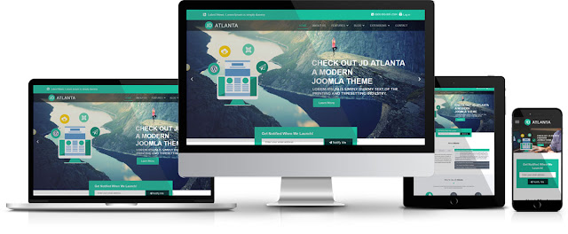 Review Of Joomdev's JD Atlanta 3.5.1 Joomla Template
