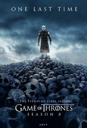 Poster Of Game Of Thrones Season 08 2019 Watch Online Free Download