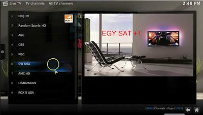 IPTV M3u SKY,