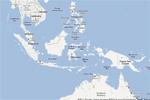 Mapa del archipiélago Malayo