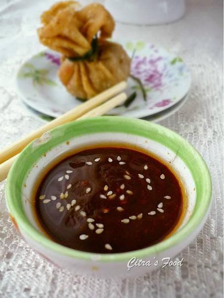 Dipping Sauce recipes (Aneka saus celupan untuk dim sum/ dumpling, dll) | Çitra's Home Diary
