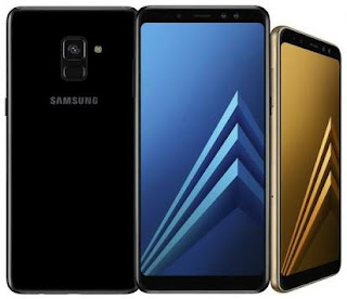 Samsung Galaxy A8 (2018) and Galaxy A8+ (2018) specifications- 16MP+8MP Dual Front Camera, Infinity Display