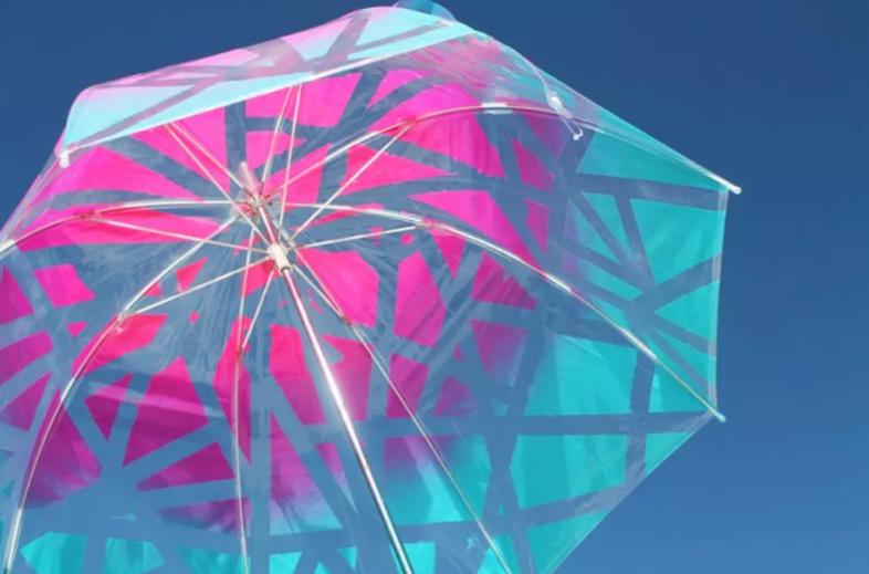 Payung Pintar Teknologi Masa Depan