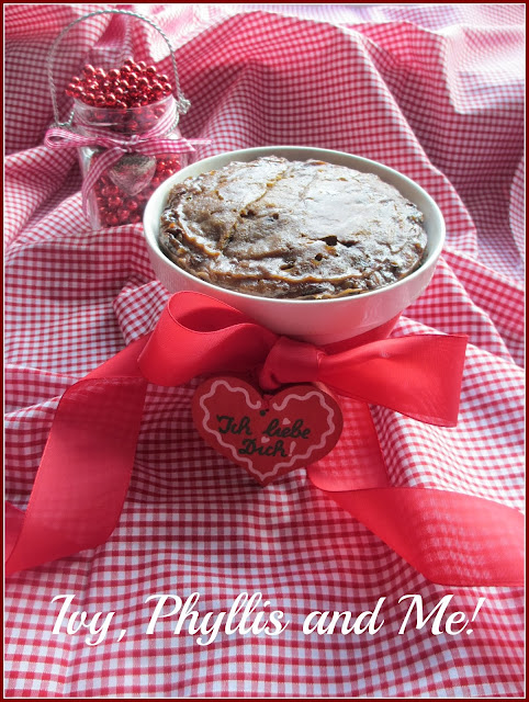 CHRISTMAS IS JUST AROUND THE CORNER ~ IT'S TIME FOR MY CHRISTMAS PUDDING RECIPE