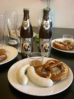 munich weisswurst