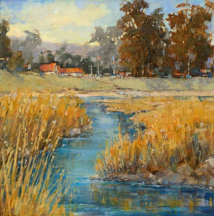 Пейзаж. Cindy Wilbur