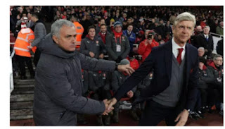 Mourinho's man United future predicted by Ardene wenger