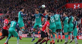 Southampton vs Tottenham Hotspur 2-1 Video Gol Highlights