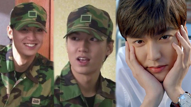 Korean Superstar Lee Min Ho Confirmed his Military Service Enlistment