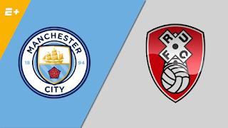 مشاهدة مباراة مانشستر سيتي وروثيرهام يونايتد بث مباشر بتاريخ 06-01-2019 كأس الإتحاد الإنجليزي