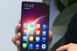 Mi MIX Future Smartphone Design