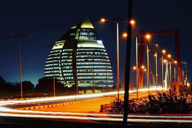 برج الفاتح ايقونة السودان