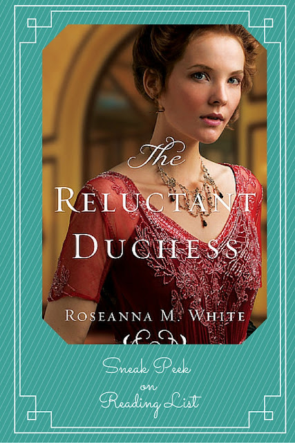 The Reluctant Duchess a Sneak Peek on Reading List