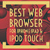 6 Free Best Web Browser for iPhone, iPad and iPod Touch
