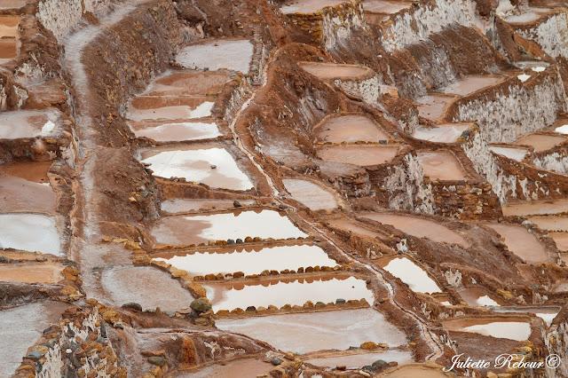 Salines au Pérou, Vallée Sacrée