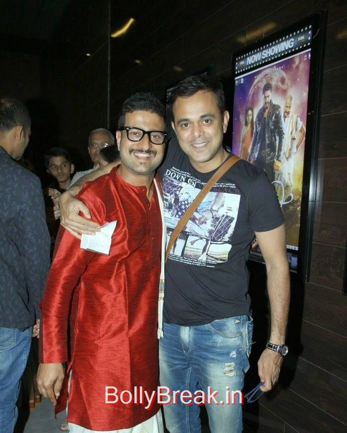 Jitendra Joshi, Sumeet Raghavan, Pics from 'Baji' Marathi Movie Premier Photo Gallery