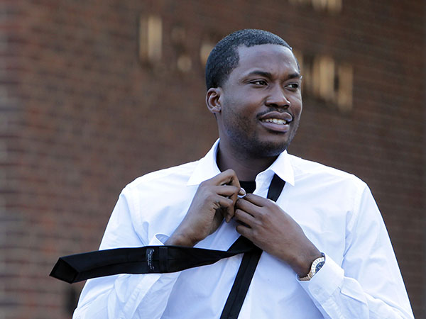 """Meek Mill Talks Pusha T & Drake Beef: """"No Such Thing As Going Too Hard"""""""