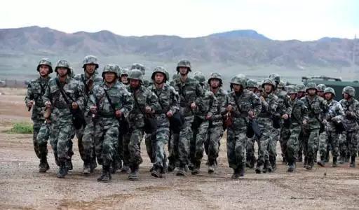 Quân đội Trung Quốc