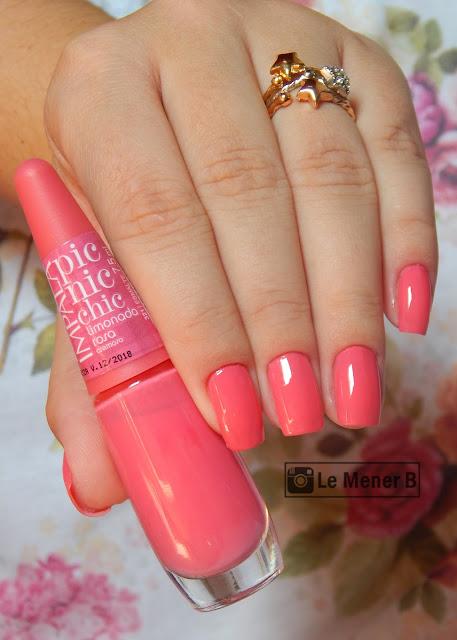 limonada rosa da impala