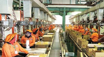 Lowongan Kerja Jobs : Teknisi, Machine Operator Min SMA SMK D3 S1 PT Santos Jaya Abadi Membutuhkan Tenaga Baru Seluruh Indonesia