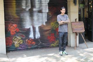 color inspiración  arte mural vuala