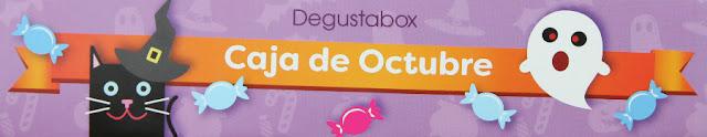 Degustabox octubre 2016