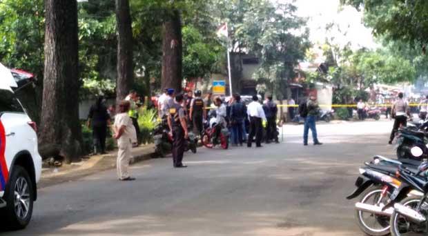 Bom Panci Teror Kota Bandung