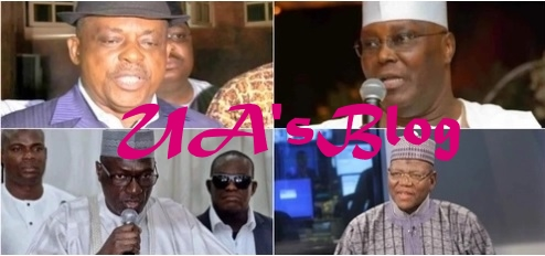 Pdp Presidential Aspirants See The Contenders And