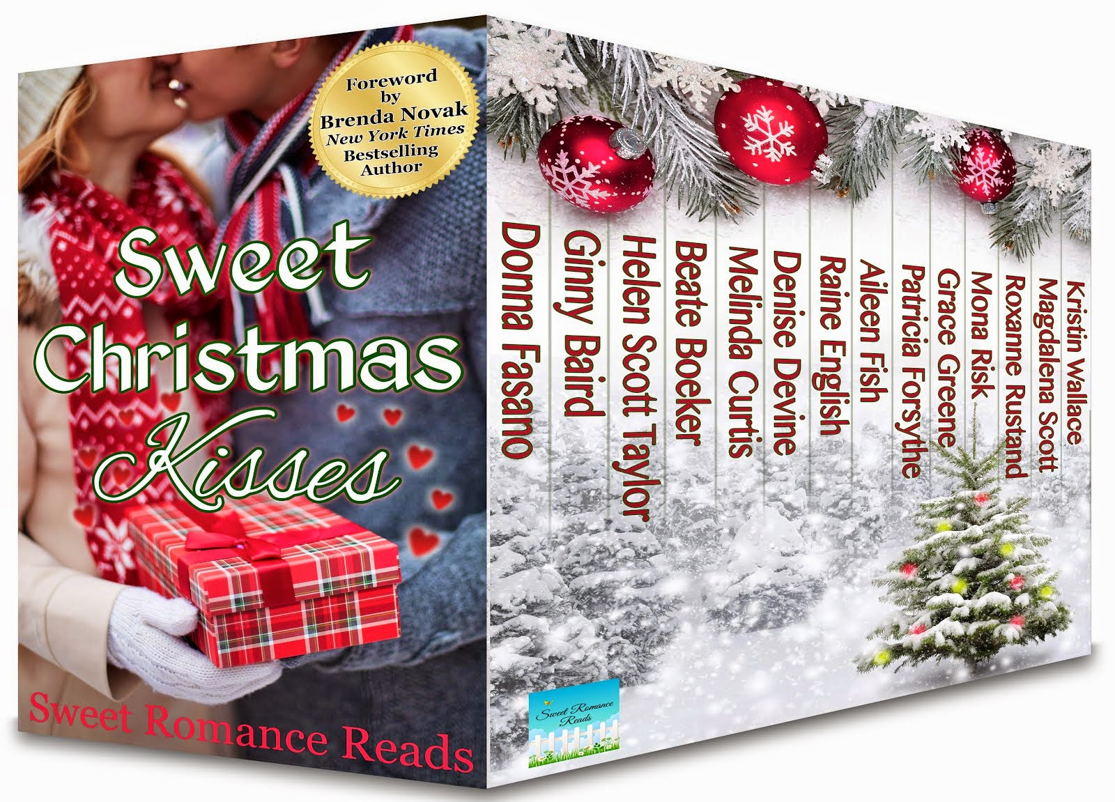 Sweet Christmas Kisses - A USA TODAY Bestseller