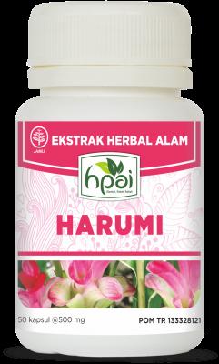 Harumi Obat herbal keputihan