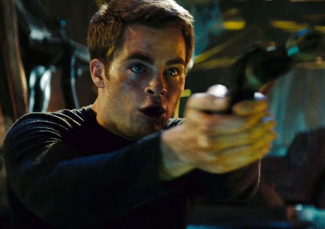 Chris Pine, just to annoy the purists.