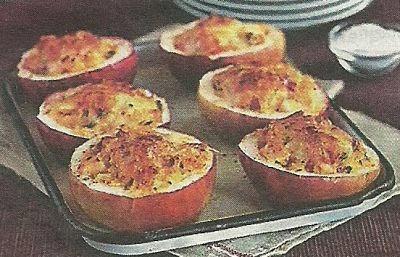 Продукты и рецепт приготовления фаршированных яблок