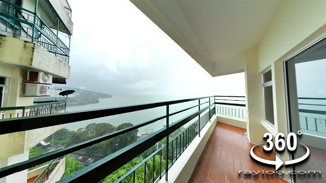 The Reef  Apartment In Jalan Low Yat Batu Ferringhi With Full Seaview Unit For Sale