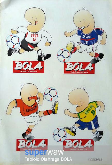 Si Gundul Edisi Piala Dunia 1998