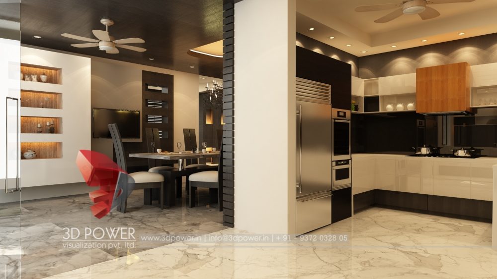 3d Interior Designs Interior Designer 3d Dining Room Interior Design Rendering Services Mumbai