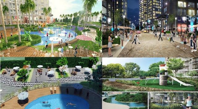 Hệ thống tiện ích đẳng cấp của dự án BOOYOUNG VINA