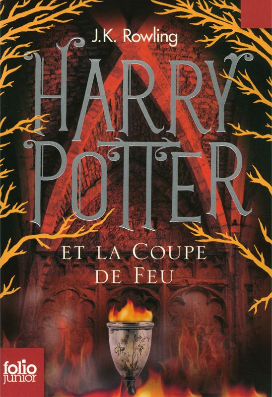 Le livroscope potterhead forever 4 harry potter et la - Harry potter et la coupe du feu ...