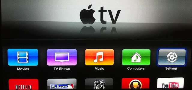 Apple TV y Netflix
