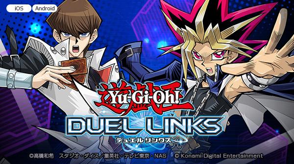 Yu-Gi-Oh Duel Links já está disponível para Android e iOS no Brasil!