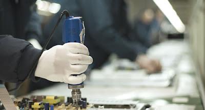 Produção industrial aumenta no Japão